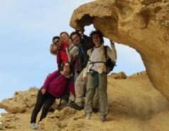 2014 - Lab Trip to Wadi Hatzatz and Wadi Daroch picture no. 126