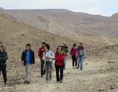 2014 - Lab Trip to Wadi Hatzatz and Wadi Daroch picture no. 139