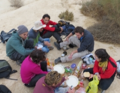 2014 - Lab Trip to Wadi Hatzatz and Wadi Daroch picture no. 140