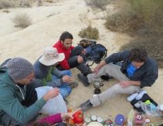 2014 - Lab Trip to Wadi Hatzatz and Wadi Daroch picture no. 141