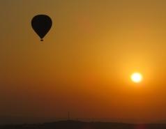2020 - Hot Air Baloon Trip, Kinneret, Sahne (2 days)