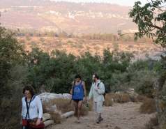 2014 - Lab Trip to Nahal Amud and Rappelling in the Black Canyon (2 days) picture no. 49