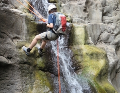 2014 - Lab Trip to Nahal Amud and Rappelling in the Black Canyon (2 days) picture no. 57