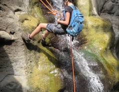 2014 - Lab Trip to Nahal Amud and Rappelling in the Black Canyon (2 days) picture no. 68