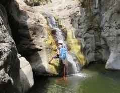 2014 - Lab Trip to Nahal Amud and Rappelling in the Black Canyon (2 days) picture no. 69