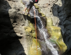 2014 - Lab Trip to Nahal Amud and Rappelling in the Black Canyon (2 days) picture no. 83