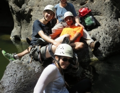 2014 - Lab Trip to Nahal Amud and Rappelling in the Black Canyon (2 days) picture no. 98