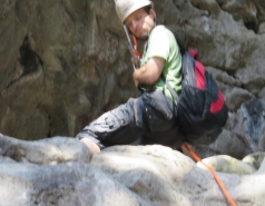 2014 - Lab Trip to Nahal Amud and Rappelling in the Black Canyon (2 days) picture no. 108