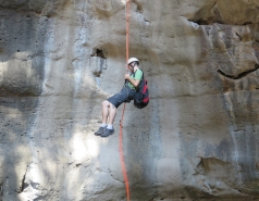 2014 - Lab Trip to Nahal Amud and Rappelling in the Black Canyon (2 days) picture no. 112