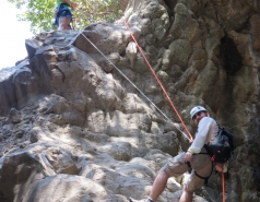 2014 - Lab Trip to Nahal Amud and Rappelling in the Black Canyon (2 days) picture no. 119