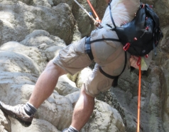 2014 - Lab Trip to Nahal Amud and Rappelling in the Black Canyon (2 days) picture no. 120