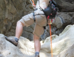 2014 - Lab Trip to Nahal Amud and Rappelling in the Black Canyon (2 days) picture no. 121
