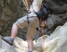 2014 - Lab Trip to Nahal Amud and Rappelling in the Black Canyon (2 days) picture no. 122