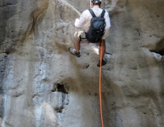 2014 - Lab Trip to Nahal Amud and Rappelling in the Black Canyon (2 days) picture no. 123