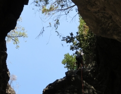 2014 - Lab Trip to Nahal Amud and Rappelling in the Black Canyon (2 days) picture no. 129