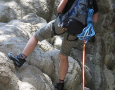 2014 - Lab Trip to Nahal Amud and Rappelling in the Black Canyon (2 days) picture no. 132