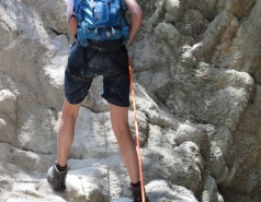 2014 - Lab Trip to Nahal Amud and Rappelling in the Black Canyon (2 days) picture no. 138