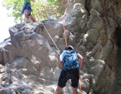 2014 - Lab Trip to Nahal Amud and Rappelling in the Black Canyon (2 days) picture no. 139