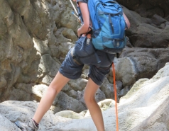 2014 - Lab Trip to Nahal Amud and Rappelling in the Black Canyon (2 days) picture no. 142