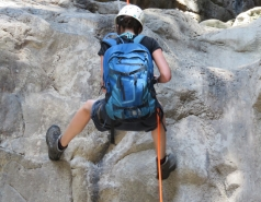 2014 - Lab Trip to Nahal Amud and Rappelling in the Black Canyon (2 days) picture no. 143