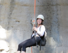 2014 - Lab Trip to Nahal Amud and Rappelling in the Black Canyon (2 days) picture no. 162