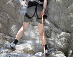 2014 - Lab Trip to Nahal Amud and Rappelling in the Black Canyon (2 days) picture no. 169