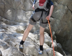 2014 - Lab Trip to Nahal Amud and Rappelling in the Black Canyon (2 days) picture no. 170