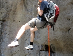 2014 - Lab Trip to Nahal Amud and Rappelling in the Black Canyon (2 days) picture no. 173