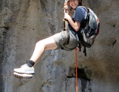 2014 - Lab Trip to Nahal Amud and Rappelling in the Black Canyon (2 days) picture no. 174