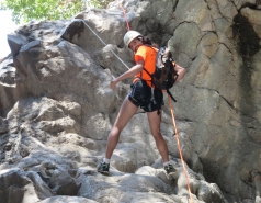 2014 - Lab Trip to Nahal Amud and Rappelling in the Black Canyon (2 days) picture no. 179