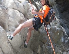 2014 - Lab Trip to Nahal Amud and Rappelling in the Black Canyon (2 days) picture no. 180