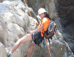 2014 - Lab Trip to Nahal Amud and Rappelling in the Black Canyon (2 days) picture no. 181