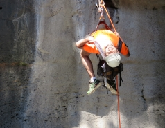 2014 - Lab Trip to Nahal Amud and Rappelling in the Black Canyon (2 days) picture no. 182