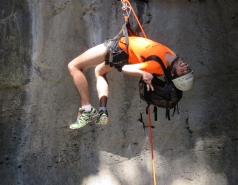 2014 - Lab Trip to Nahal Amud and Rappelling in the Black Canyon (2 days) picture no. 184