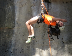 2014 - Lab Trip to Nahal Amud and Rappelling in the Black Canyon (2 days) picture no. 185