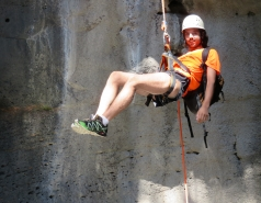 2014 - Lab Trip to Nahal Amud and Rappelling in the Black Canyon (2 days) picture no. 186