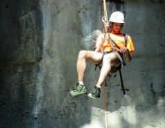 2014 - Lab Trip to Nahal Amud and Rappelling in the Black Canyon (2 days) picture no. 187