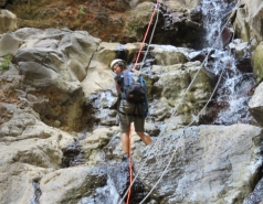 2014 - Lab Trip to Nahal Amud and Rappelling in the Black Canyon (2 days) picture no. 192