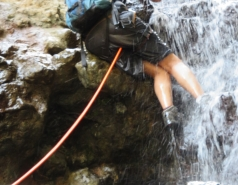 2014 - Lab Trip to Nahal Amud and Rappelling in the Black Canyon (2 days) picture no. 202