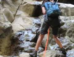 2014 - Lab Trip to Nahal Amud and Rappelling in the Black Canyon (2 days) picture no. 204