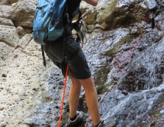 2014 - Lab Trip to Nahal Amud and Rappelling in the Black Canyon (2 days) picture no. 210