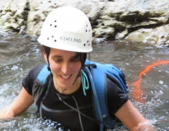 2014 - Lab Trip to Nahal Amud and Rappelling in the Black Canyon (2 days) picture no. 212