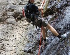 2014 - Lab Trip to Nahal Amud and Rappelling in the Black Canyon (2 days) picture no. 215