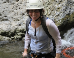 2014 - Lab Trip to Nahal Amud and Rappelling in the Black Canyon (2 days) picture no. 228