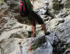 2014 - Lab Trip to Nahal Amud and Rappelling in the Black Canyon (2 days) picture no. 233