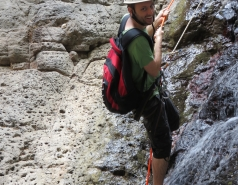 2014 - Lab Trip to Nahal Amud and Rappelling in the Black Canyon (2 days) picture no. 234