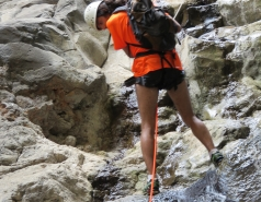 2014 - Lab Trip to Nahal Amud and Rappelling in the Black Canyon (2 days) picture no. 239