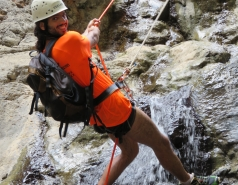2014 - Lab Trip to Nahal Amud and Rappelling in the Black Canyon (2 days) picture no. 240