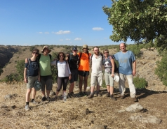 2014 - Lab Trip to Nahal Amud and Rappelling in the Black Canyon (2 days) picture no. 243