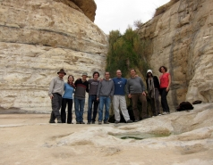 2010 - Lab Trip to Hod Akev and Ein Akev picture no. 63
